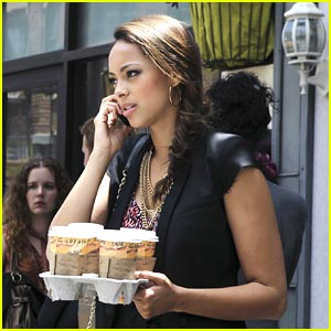 Amber Stevens is a Coffee Courier