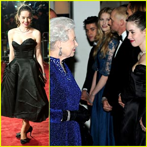 Anna Popplewell: Queen of Narnia Meets Queen of England