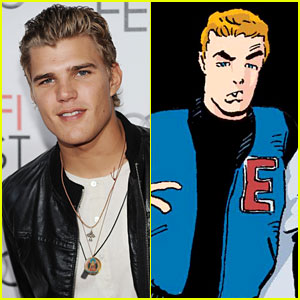 Chris Zylka: 'Spider-Man' Reboot's Flash Thompson