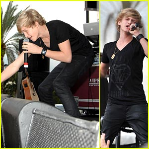 Cody Simpson: 'All Day' at Y100 Jingle Ball!