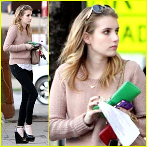 Emma Roberts: 'It's Kind of A Funny Story' on Bluray February 8th!