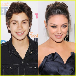 Jake T. Austin Reveals His Dream Mistletoe Kisser!
