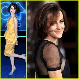 Jena Malone is Tron Terrific