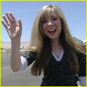 Jennette McCurdy: On the Road Video!