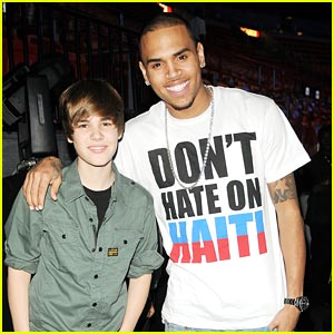 Justin Bieber: New Year's Collaboration with Chris Brown!