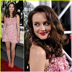 Leighton Meester: Christian Dior Darling