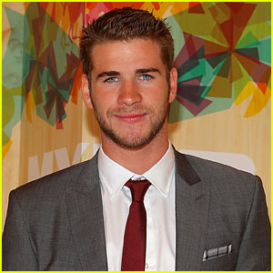 Liam Hemsworth: 'Broken Run' Star!