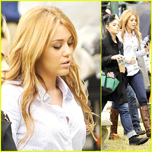 miley cyrus not �so undercover� in new orleans miley