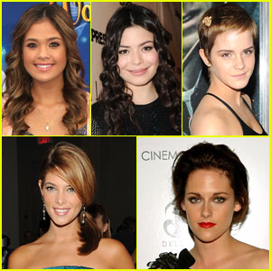 JustJaredJr.com's Most Popular Actresses 2010