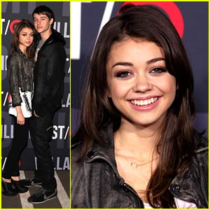 Sarah Hyland Launches 'William Rast'