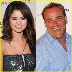 Selena Gomez: 'David DeLuise is a Goofball!'