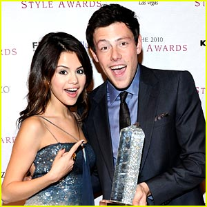 Selena Gomez: I Would Love to Sing with Cory Monteith