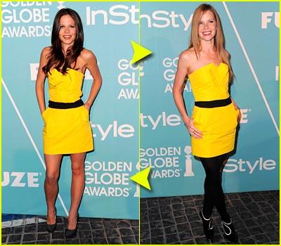 Fashion Faceoff: Jenni Kayne Dress