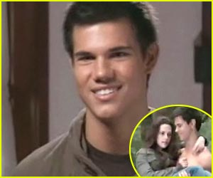 Can Taylor Lautner Really Carry Kristen Stewart All Day?