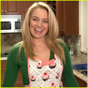 Cooking with Tiffany Thornton!