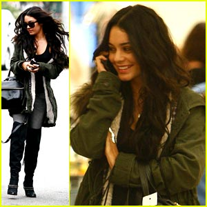 Vanessa Hudgens: Barney's Beautifuls