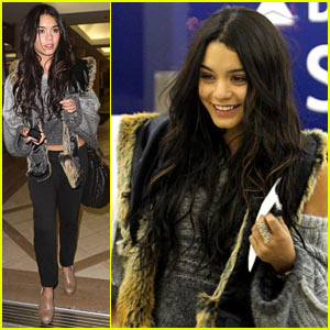 Vanessa Hudgens: 'X Factor' Host Rumor Debunked