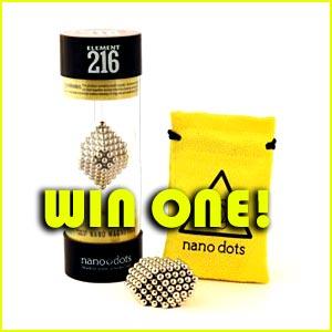 Win a Set of Nanodots!