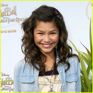 Zendaya: I Auditioned for CeCe Not Rocky!