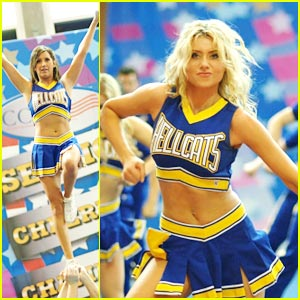 Aly Michalka: Hellcats are Back January 25th!
