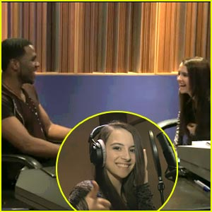 Alyssa Shouse In The Studio with Jason Derulo!