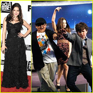 Ariel Winter & Rico Rodriguez: Kimmel Kids!