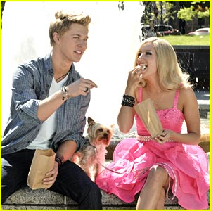 Ashley Tisdale: Sharpay's Fabulous Adventure Stills!