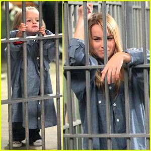 Bridgit Mendler & Mia Talerico Go To Jail
