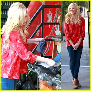 Shoe Shine From Brittany Snow!