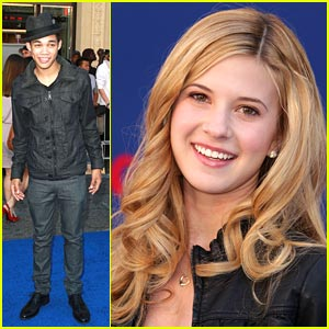 Caroline Sunshine & Roshon Fegan: Shake Up Gnomeo!