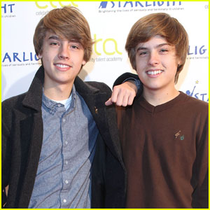 Cole & Dylan Sprouse: Master Workshop Teachers!