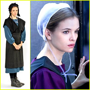 Danielle Panabaker in 'The Shunning' -- FIRST LOOK!