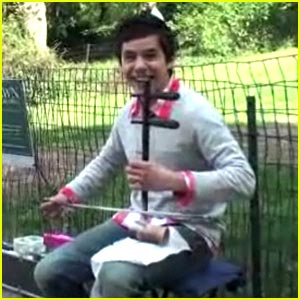 David Archuleta is 'Senseless'