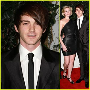 Drake Bell Kicks Off Golden Globe Week