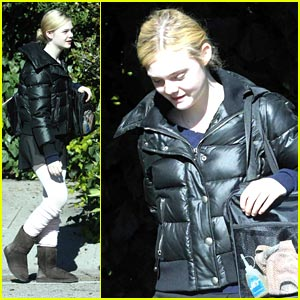 Elle Fanning Finds A 'Pure Life'