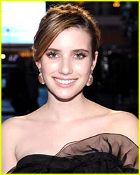 Get Emma Roberts' Red Carpet Look!