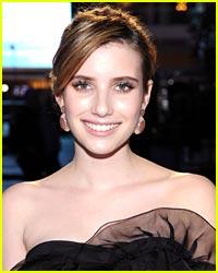 Get Emma Roberts' Red Carpet Look!