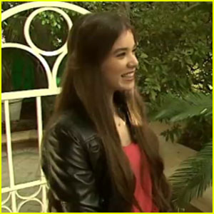 Hailee Steinfeld: Oscar Nomination Is 'Overwhelming'