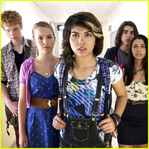 Hayley Kiyoko &#038; Adam Hicks: 'Lemonade Mouth' Stills!
