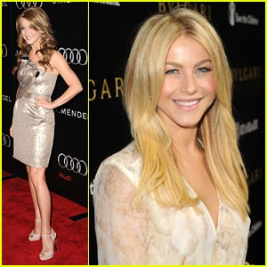 Julianne Hough: Golden Globes Party Person
