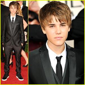 Justin Bieber: Golden Globe Awards 2011!