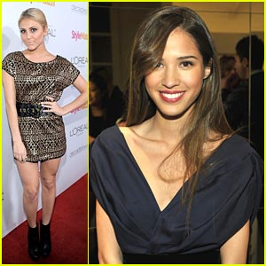Kelsey Chow & Cassie Scerbo: 'A Night of Red Carpet Style'