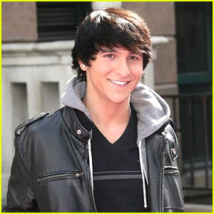 Mitchel Musso is the Youngest Ambassador For Autism