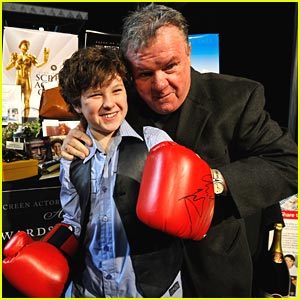 Nolan Gould 'Fights' with Jack McPhee