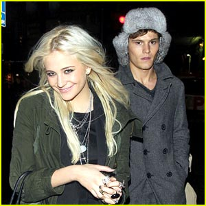 Pixie Lott & Oliver Cheshire: Cocoon Couple