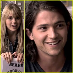 Aimee Teegarden & Thomas McDonell: Prom Video Yearbook!