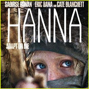 Saoirse Ronan: New 'Hanna' Poster!