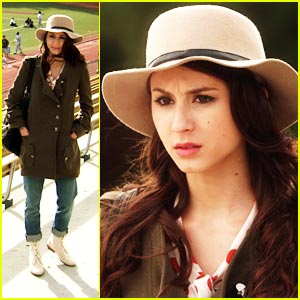 Troian Bellisario: Mix & Match Like Spencer Hastings
