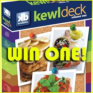 Win Reed Alexander's KewlDeck!