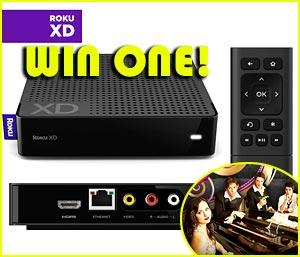 Win Roku Media Player!